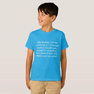 T-shirt de Hanes Tagless de l'enfant
