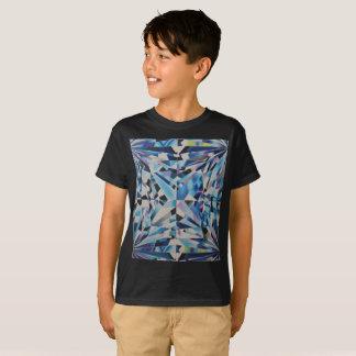 T-shirt de Hanes TAGLESS® des enfants en verre de