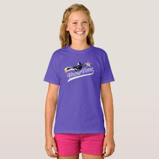 T-shirt de Hanes TAGLESS® des filles