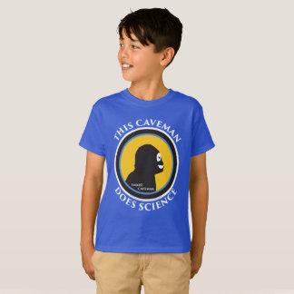 T-shirt de Hanes Tagless : Homme des cavernes de