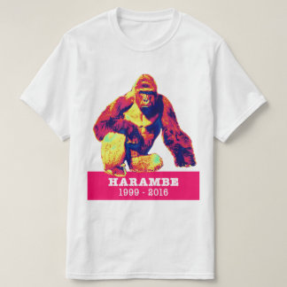 T-shirt de Harambe