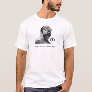 T-shirt de haute qualité de Neil Holloman