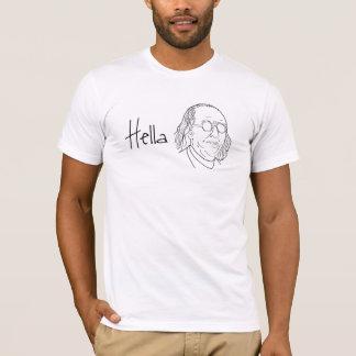 T-shirt de Hella Ben Franklin