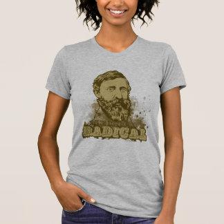 T-shirt de Henry David Thoreau