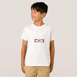 T-shirt de héros