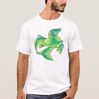T-shirt de hippocampe