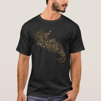 T-shirt de homard