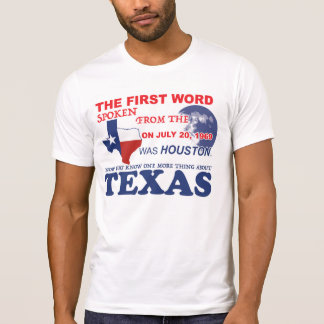 T-shirt de Houston le Texas
