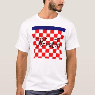 T-shirt de Hrvatska