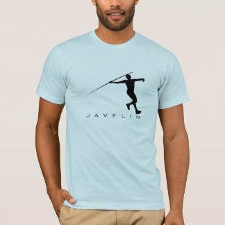 T-shirt de jet de javelot d'athlétisme