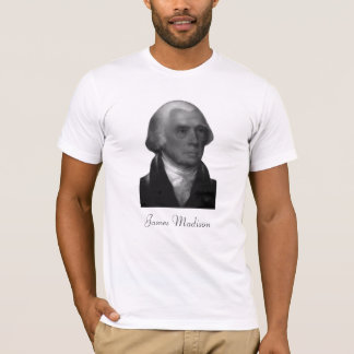 T-shirt de JMadison, James Madison