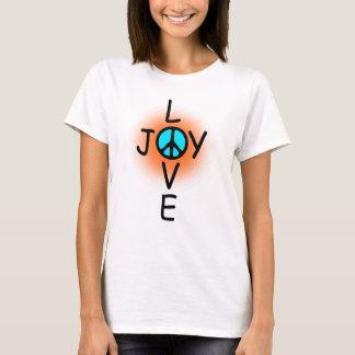 T-shirt de joie d'amour