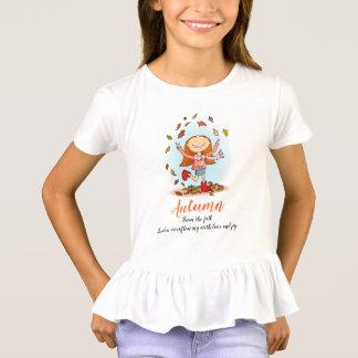 T-shirt de joie de signification de nom de fille
