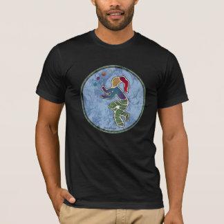 """T-shirt de """"jongleur de batik"""" de cool"""