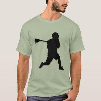 T-shirt de joueur de lacrosse