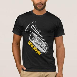 T-shirt de joueur de tuba