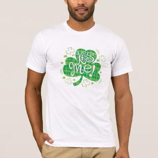 T-shirt de jour de Patricks de saint