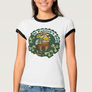 T-shirt de jour de St Patricks