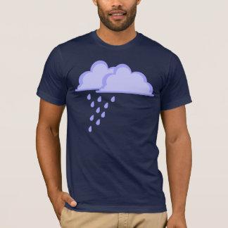 T-shirt de jour pluvieux