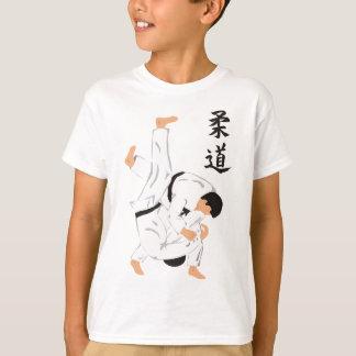 T-shirt de judo
