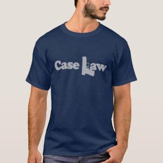 T-shirt de jurisprudence