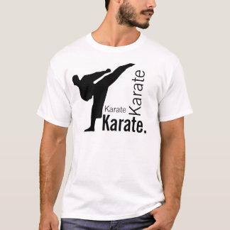 T-shirt de karaté