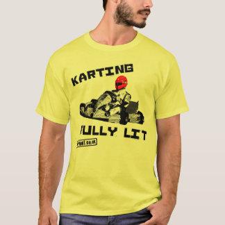 T-shirt De Karting Lit entièrement