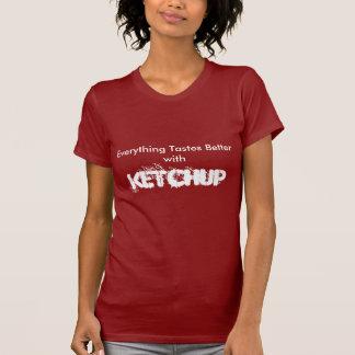 T-shirt de ketchup