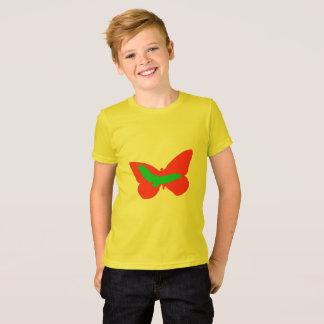 T-shirt de Kids'Jersey de papillon et d'aigle