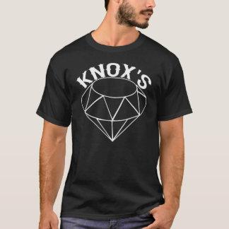 T-shirt de Knox dans le noir