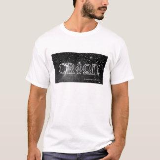 T-shirt de la ceinture d'Orion