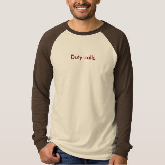 T-shirt de la citation des hommes
