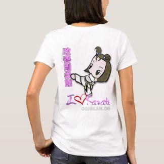 T-shirt de la classe des femmes de Kaizen Gojukan