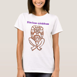 T-shirt de la déesse #2 de Harlem