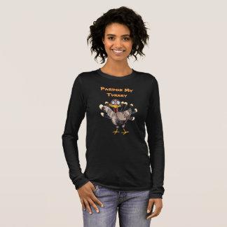 T-shirt de la douille des femmes de