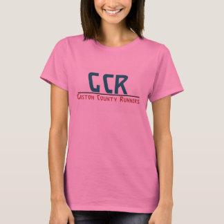 T-shirt de la douille des femmes de GCR long