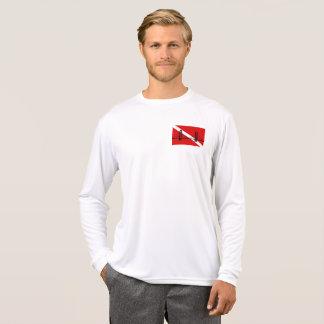 T-shirt de la douille des hommes de groupe de