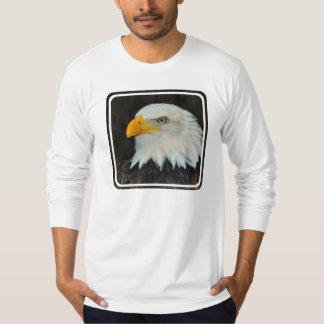 T-shirt de la douille des hommes principaux