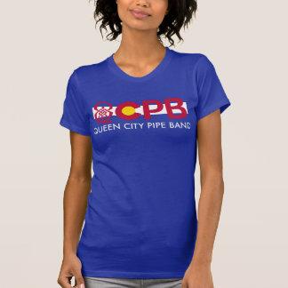 T-shirt de la fierté W/text de QCPB le Colorado