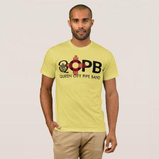 T-shirt de la fierté W/text de QCPB Nouveau