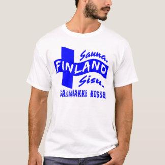 T-shirt de la Finlande