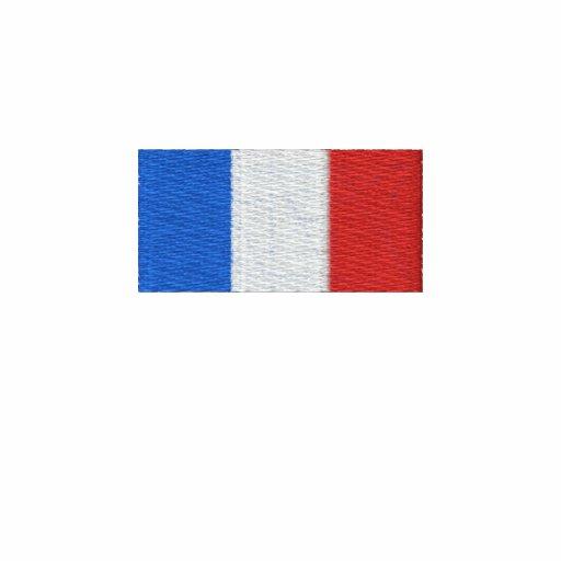 T-shirt de la France de La de Drapeau De - Bleus d