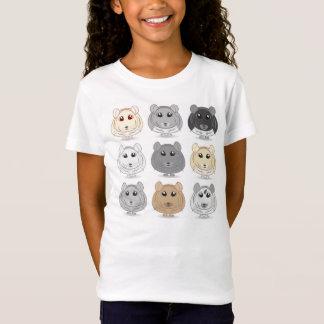 T-shirt de la jeunesse de conception de neuf