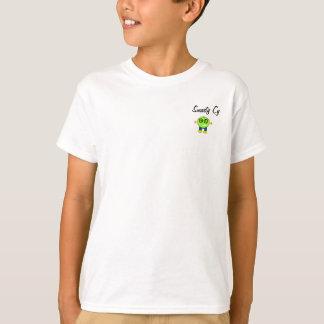 T-shirt de la jeunesse de la CY de je-sais-tout
