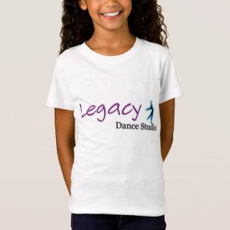 T-shirt de la jeunesse de logo