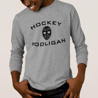 T-shirt de la jeunesse de voyou d'hockey