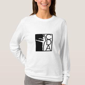 T-shirt de la Long-douille des femmes