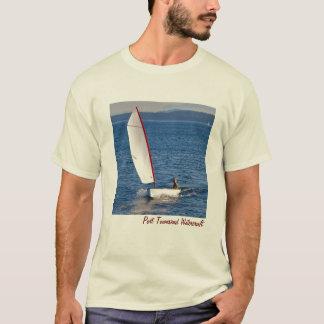 T-shirt de la navigation PT11