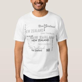 T-shirt de la NOUVELLE ZÉLANDE