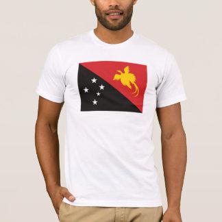 T-shirt de la Papouasie-Nouvelle-Guinée